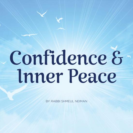 Confidence & Inner Peace