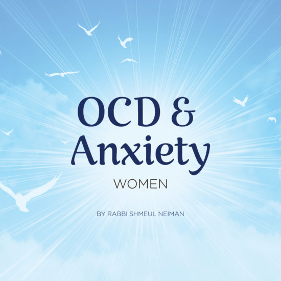 OCD & Anxiety- Women